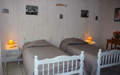 Chambre aubépine RDC